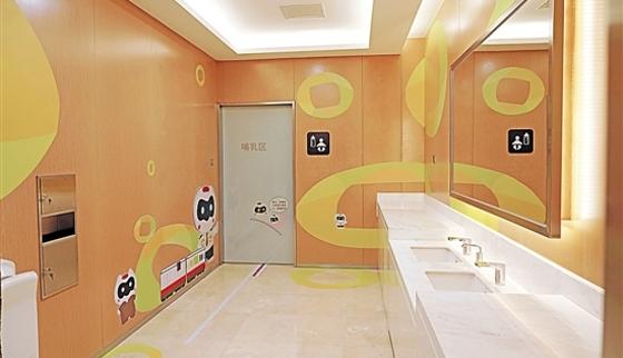 廣州地鐵將新增40個母嬰室