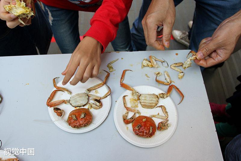 广东人吃螃蟹总量全国第一